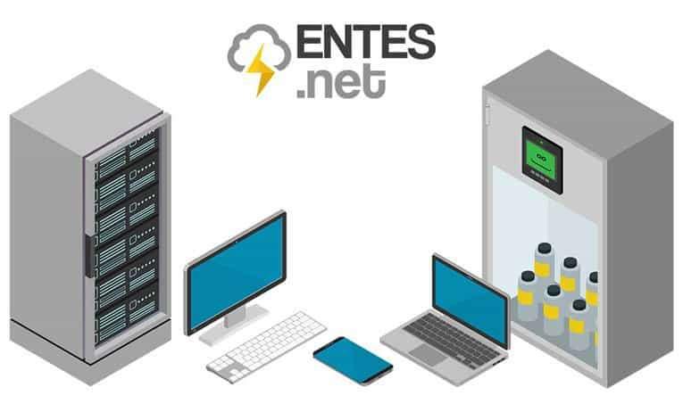 ENTES endüstriyel IoT (nesnelerin interneti) platformu ENTES.NET'e hoşgeldiniz!