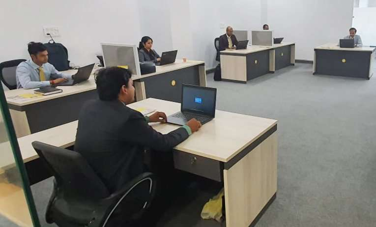 ENTES Hindistan Ofisi Yeni Adresinde