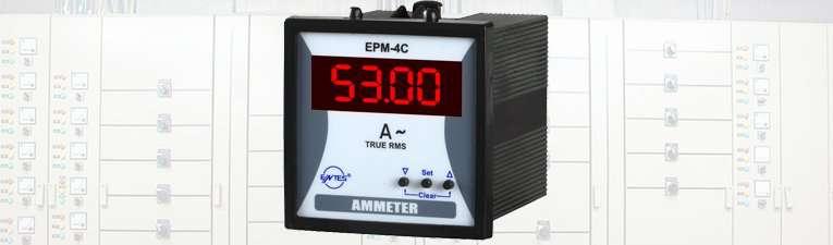 Enerji Sektörü için Ampermetre Nedir?