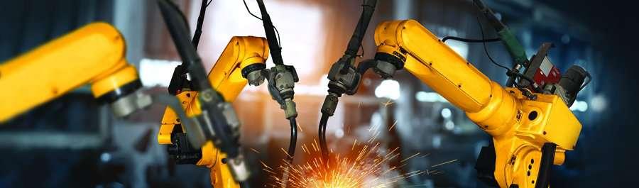 Endüstriyel Robot Nedir? Hangi Görevlerde Kullanılır?