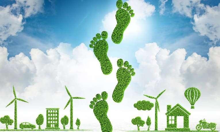 Enerji Verimliliğini Arttırmak İçin Karbon Ayak İzini Azaltmak