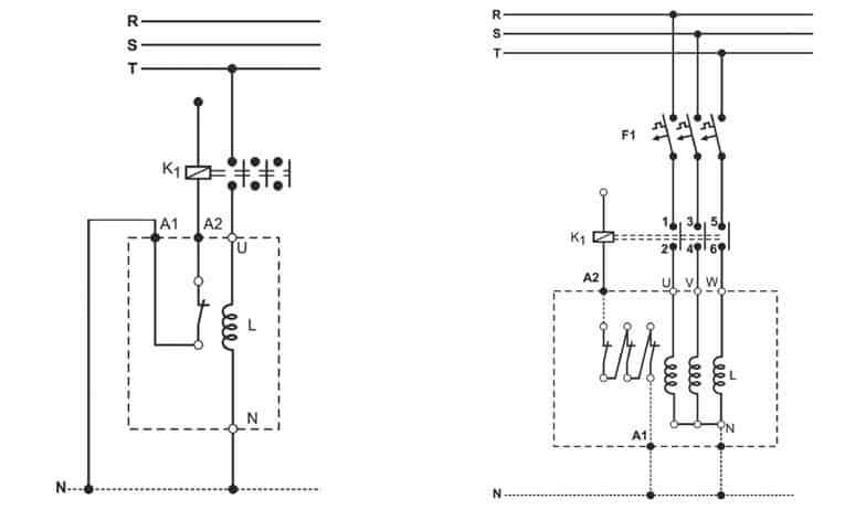 Şönt Reaktörlerin Kullanım Alanları ve Bağlantı Şeması