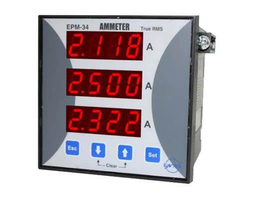 Ampermetreler