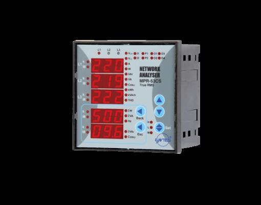 MPR-5 Serisi Şebeke Analizörleri